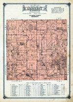 Amherst Township, Fillmore County 1915
