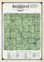 Bloomfield Township, Fillmore County 1915