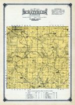 Chatfield Township, Fillmore County 1915