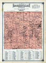 Forestville Township, Fillmore County 1915
