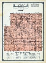 Holt Township, Fillmore County 1915