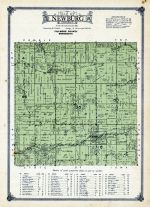 Newburg Township, Fillmore County 1915