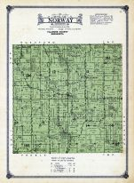 Norway Township, Fillmore County 1915