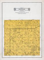 Arendahl Township, Fillmore County 1928