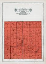 Bloomfield Township, Ostrander, Etna, Fillmore County 1928