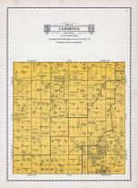 Carimona Township, Preston, Fillmore County 1928