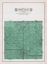 Spring Valley Township, Fillmore County 1928