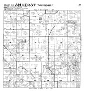 Amherst Township, Fillmore County 1940c