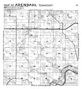 Arendahl Township, Fillmore County 1940c