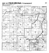 Carimona Township, Preston - SW, Fillmore County 1940c