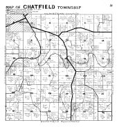 Chatfield Township, Chatfield - South, Fillmore County 1940c
