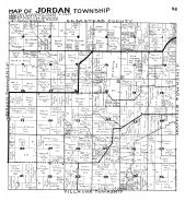 Jordan Township, Fillmore County 1940c