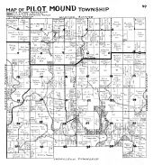 Pilot Mound Township, Fillmore County 1940c