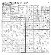York Township, Green Leafton, Fillmore County 1940c