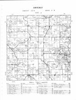 Amherst Township, Henrytown, Fillmore County 1956