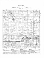 Newburg Township, Mabel, Fillmore County 1956