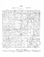 York Township, Greenleafton, Fillmore County 1956