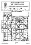 Map Image 043, Fillmore County 1993