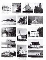 St. John Lutheran Church, V.F.W. Post Chatfield, Cheerry Grove Community, First Lutheran Church, Fillmore County 2003