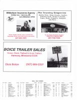 Harmony Township Owners Directory, Ad - Mikkelson Insurance Agency, The Country Grapevine, Boice Trailer Sales, Fillmore County 2003