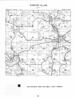 Rushford Village Township, Rushford, Peterson, Fillmore County 2003