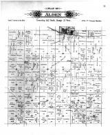 Alden Township, Freeborn County 1895