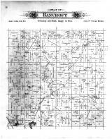 Bancroft Township, Itasca City, Freeborn County 1895