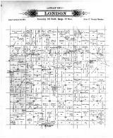 London Township, Myrtle PO, Freeborn County 1895