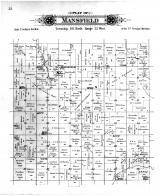 Mansfield Township, Freeborn County 1895