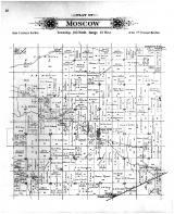 Moscow Township, Oakland, Freeborn County 1895