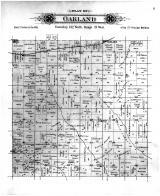 Oakland Township, Freeborn County 1895