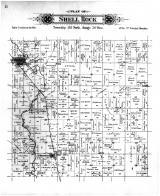 Shell Rock Township, Gordonsville, Freeborn County 1895