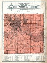 Albert Lea Township, Freeborn County 1913