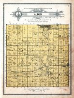 Alden Township, Freeborn County 1913