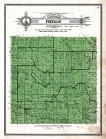 Freeman Township, Freeborn County 1913