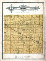 London Township, Freeborn County 1913