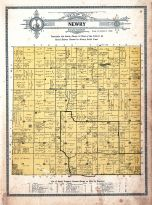 Newry Township, Freeborn County 1913