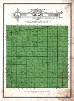 Oakland Township, Freeborn County 1913