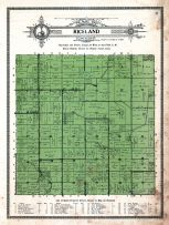 Riceland Township, Freeborn County 1913