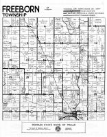 Freeborn Township, Lake Trenton, Penny Lake, Freeborn County 195x
