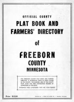 Title Page, Freeborn County 195x