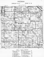 Freeman Township, Freeborn County 1965