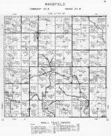 Mansfield Township, Freeborn County 1965