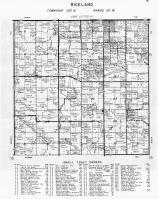 Riceland Township, Freeborn County 1965