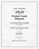 Title Page, Freeborn County 1965
