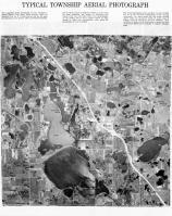 Typical Township Aerial Photograph, Freeborn County 1965