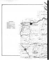 Goodhue County Outline Map - Left, Goodhue County 1894 Microfilm