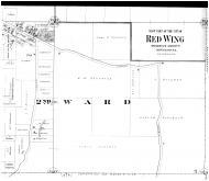 Red Wing - Below Right, Goodhue County 1894 Microfilm