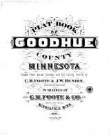 Title Page, Goodhue County 1894 Microfilm