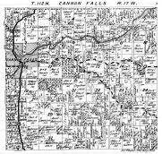 Cannon Falls Township, Chicago Great River, Goodhue County 1925